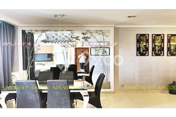 DISEWAKAN Apartemen Ancol Mansion Type 2 kmr (Furniture Bagus) 15661693