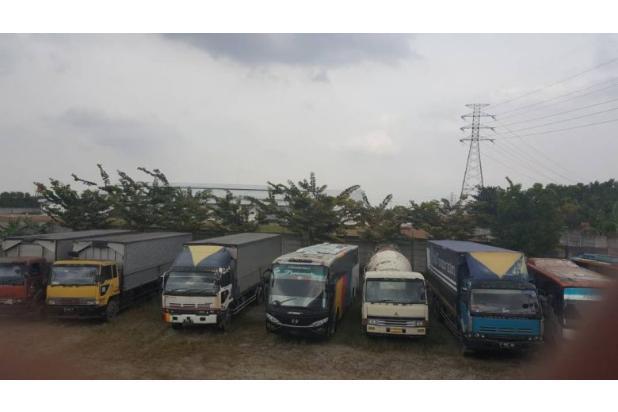 Rp8,98mily Tanah Dijual