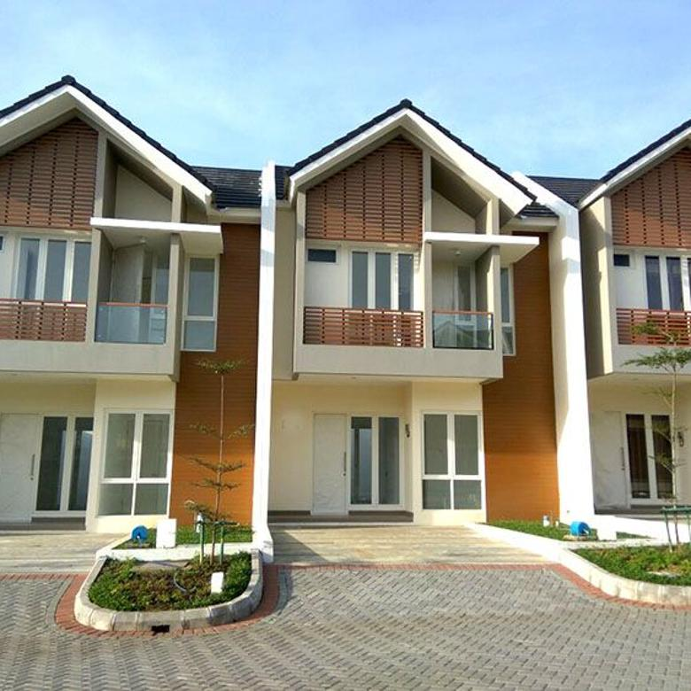 Rumah 2 Lantai Di Citra Garden City Malang