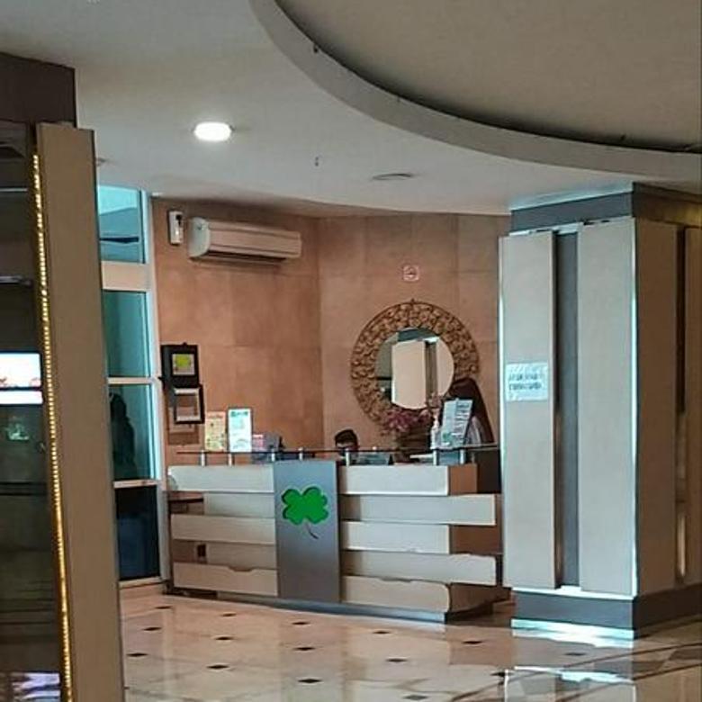 Apartemen Semanggi 2 Bedrooms Full Furnished