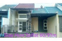 Rumah dijual modern minimalis siap huni harga terjangkau di Malang