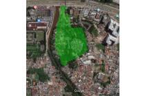 Tanah 6 ha di Kav 28.Di jl.MT.Haryono Cawang, Kramat Jati, Jakarta Timur