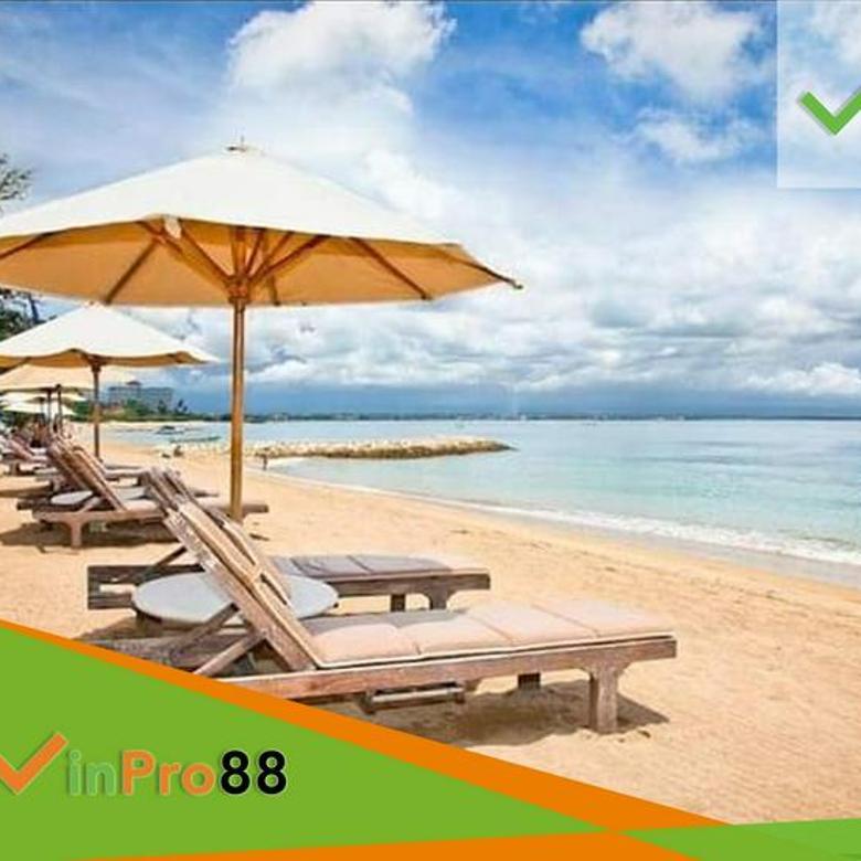 Villa dengan Design Bangunan Mewah dan Asri di Bali