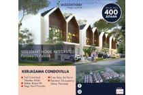 Villa Puncak Murah Fasilitas Villatel Manajemen