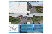 Tanah Kavling sertifikat hak milik Siap bangun Cijambe Bandung