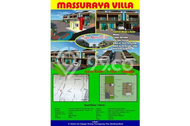 Cluster town house exclusive nuansa villa city view Bandung 14939456
