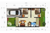 Dijual Rumah Siap Bangun Dalam Mini Cluster Di Jogja Selatan