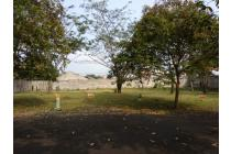 Dijual Tanah Kavling Gandeng Cluster Anthea, BSD, Tangerang Selatan