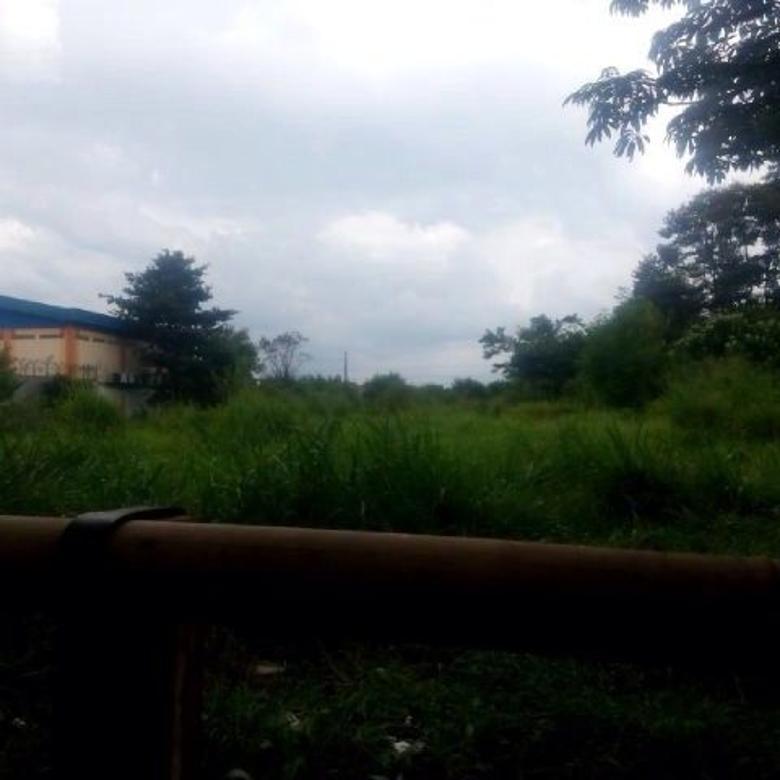 Dijual Tanah 2,8 Hektar di Pinggir Jalan Raya di Bogor PR1219