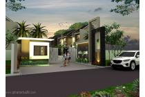 Villa Park Selangkah Menuju Pintu Toll dan Stasiun KA