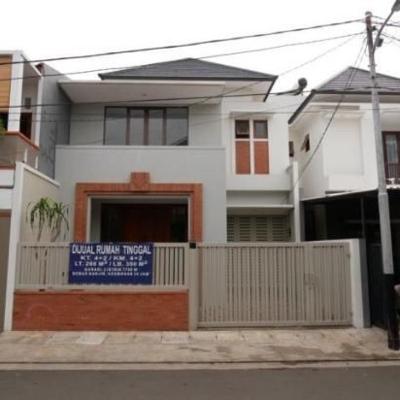 Dijual Rumah Baru Lengkap SHM di Pejaten Jakarta Selatan