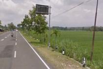 Tanah dijual di Jl Wates km 23 Yogyakarta
