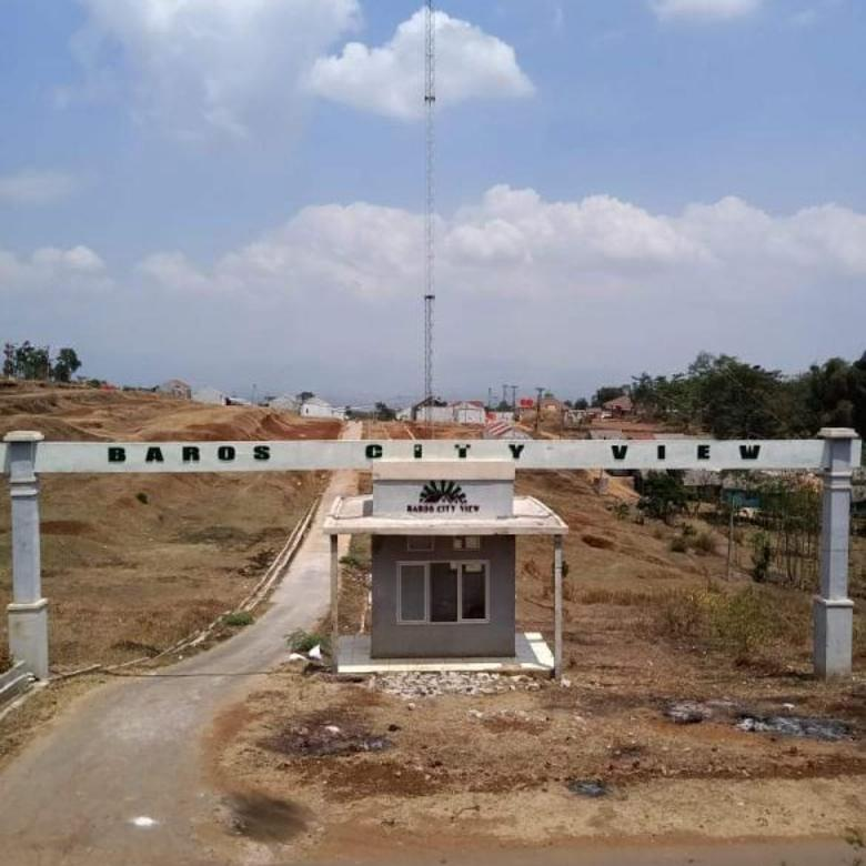 Rumah Subsidi Baros City View DP 3 jt a free angsuran 6 bulan