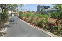 TJ590 - Tanah Pinggir jalan besar   Jimbaran   Kuta   Bali