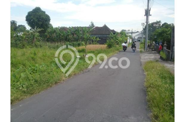 Tanah Luas d Jalan Magelang Jogjakarta 17699155