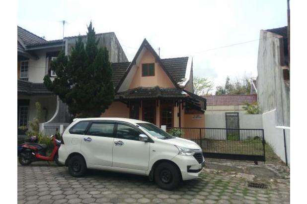 Rumah Nyaman dan Aman dekat Kampus UII Jakal km13