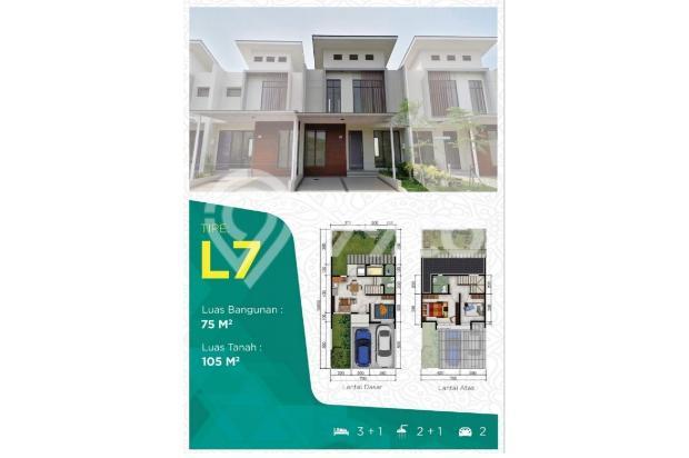 Jakarta Garden City Kode Pos Rumah Mewah Tepi Danau