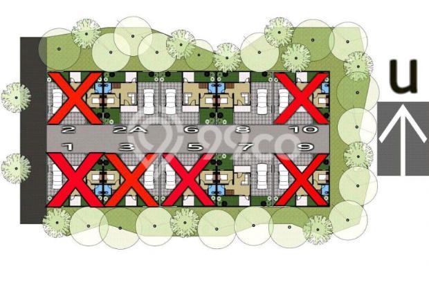 Rumah baru 2 lantai strategis di Cijaura Buah batu Bandung 22022719