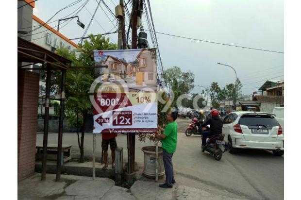 Rumah baru 2 lantai strategis di Cijaura Buah batu Bandung 22022786
