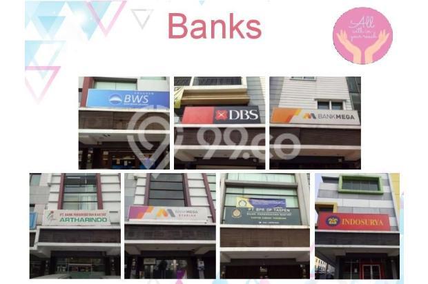 Dijual Apartemen Baru 1BR Murah Nyaman di Skandinavia TangCity Tangerang 13134895