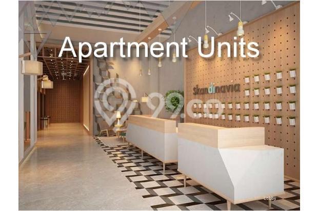 Dijual Apartemen Baru 1BR Murah Nyaman di Skandinavia TangCity Tangerang 13134904