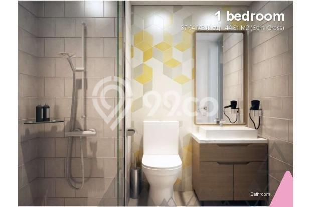 Dijual Apartemen Baru 1BR Murah Nyaman di Skandinavia TangCity Tangerang 13134910