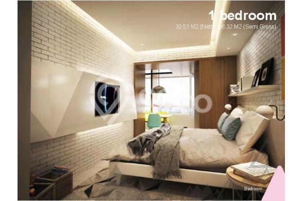 Dijual Apartemen Baru 1BR Murah Nyaman di Skandinavia TangCity Tangerang 13134911