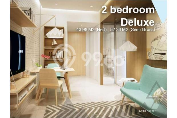 Dijual Apartemen Baru 1BR Murah Nyaman di Skandinavia TangCity Tangerang 13134913