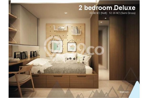 Dijual Apartemen Baru 1BR Murah Nyaman di Skandinavia TangCity Tangerang 13134920