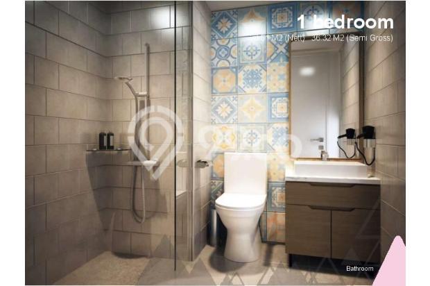 Dijual Apartemen Baru 1BR Murah Nyaman di Skandinavia TangCity Tangerang 13134916