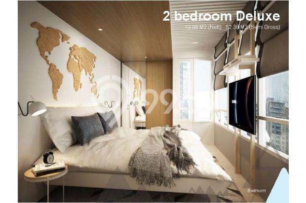 Dijual Apartemen Baru 1BR Murah Nyaman di Skandinavia TangCity Tangerang 13134922