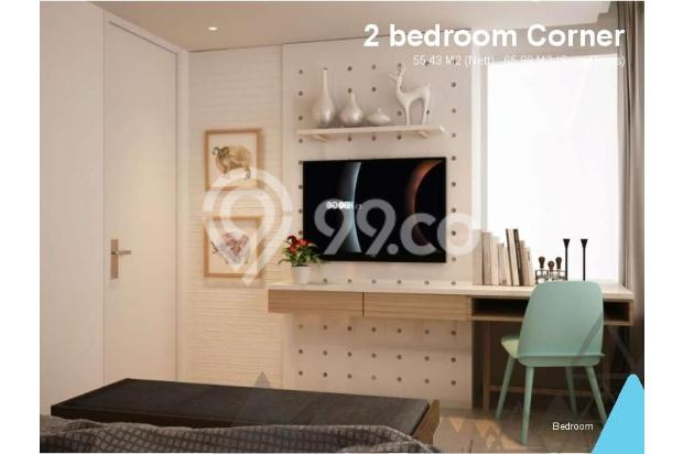 Dijual Apartemen Baru 1BR Murah Nyaman di Skandinavia TangCity Tangerang 13134927