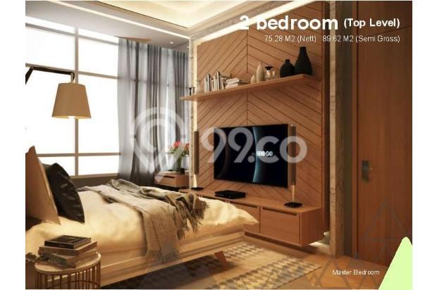 Dijual Apartemen Baru 1BR Murah Nyaman di Skandinavia TangCity Tangerang 13134930