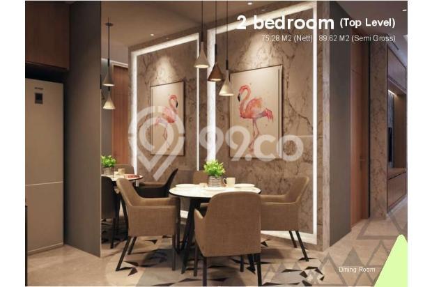 Dijual Apartemen Baru 1BR Murah Nyaman di Skandinavia TangCity Tangerang 13134934