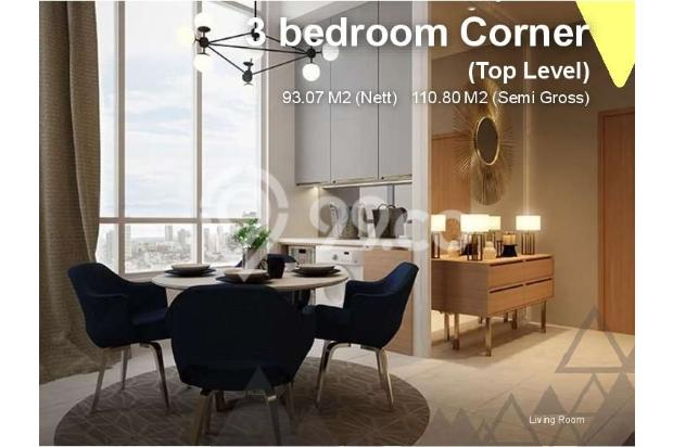 Dijual Apartemen Baru 1BR Murah Nyaman di Skandinavia TangCity Tangerang 13134948