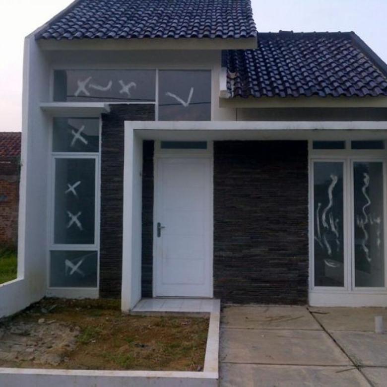 54 Gambar Rumah Minimalis Sederhana Komplek HD Terbaru