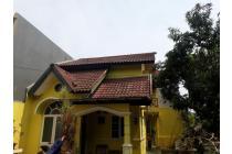 Rumah Siap Huni Lokasi di Hook di Villa Dago Cluster Nusa Dua,
