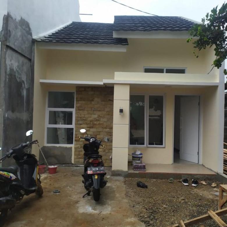 Rumah Syariah 500 jutaan hanya 3 Km ke Trans Studio Cibubur