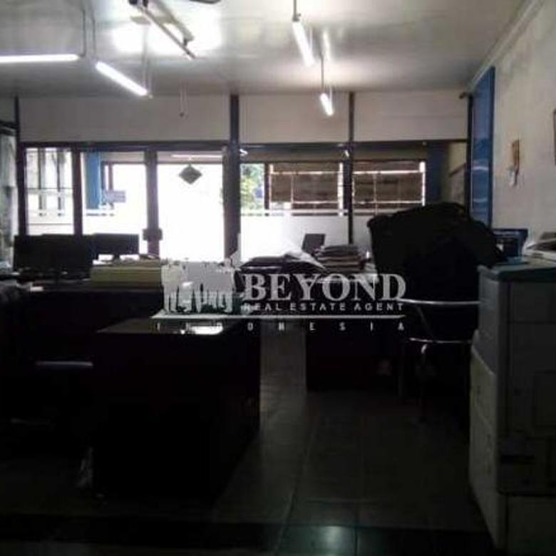 Ruang Usaha Bagus Luas Strategis Di Pusat Kota Bandung Asia Afrika