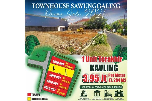 Rp3,95jt Tanah Dijual