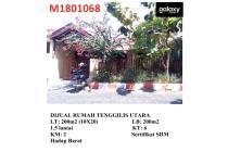 Dijual Rumah Tenggilis Utara dkt Mulyosari Sutorejo Rungkut