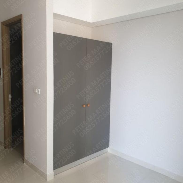 Only 820Jt! Ekslusif Taman Anggrek Studio Type, Semi Furnished