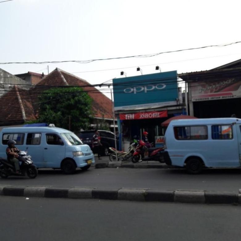 Tanah - Jl Raya Kebayoran Lama