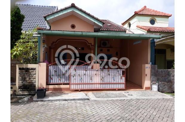 Dijual Rumah Strategis di Perum Bukit Kencana Bandar Lampung