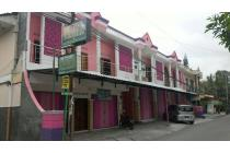 Ruko dan kost 70 kamar di Gamping Sleman Mahasiswa UMY