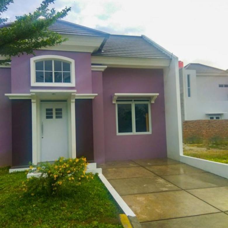 Rumah Type 60 Alamanda Regency