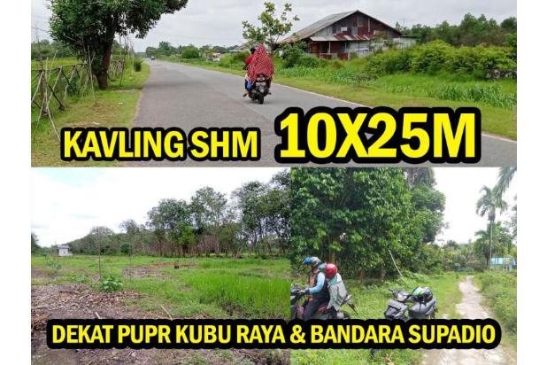 Rp65jt Tanah Dijual