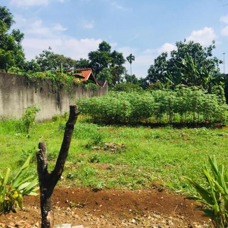 Tanah Kavling Cimanggu Bogor
