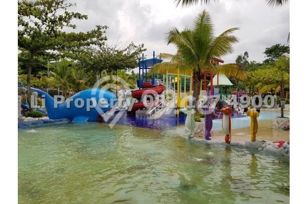 DISEWAKAN rumah Graha Candi Golf, Semarang, Rp 110jt/th 15146081