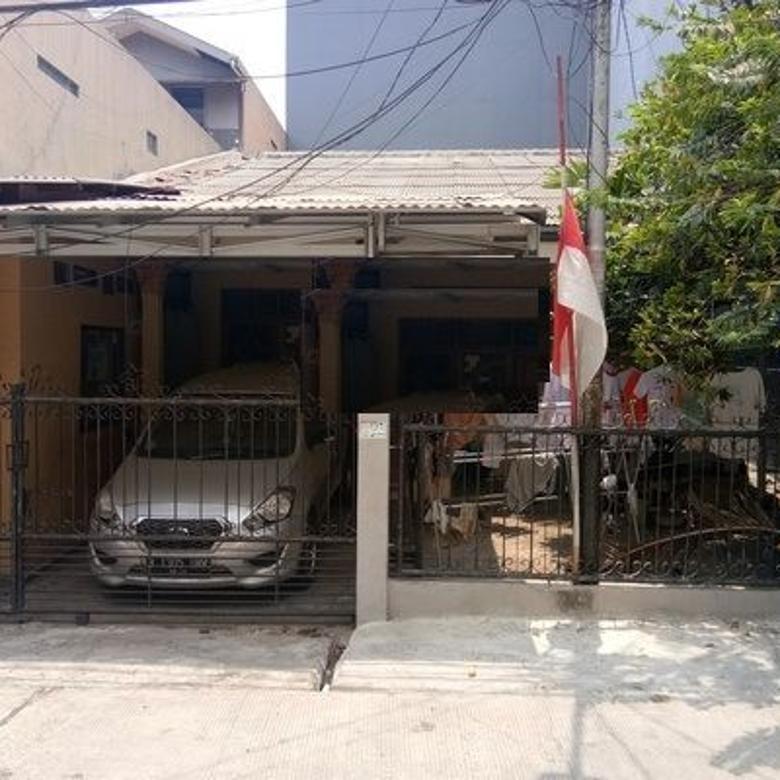 Rumah di Jl.Kepu Dalam, Kemayoran, Jak-Pus Zonasi Komersil